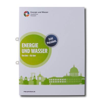 Stadtwerkemappe - Ihr Mappenhersteller mit PREMIUM-RUNDUM-SERVICE