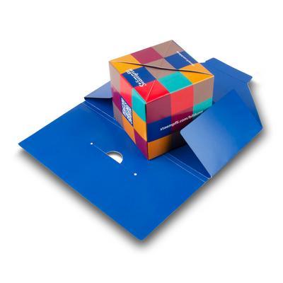 Mailing mit Springobjekt - Kreative Drucksachen dienen auch als Beratungsunterstützung und Produkterklärung