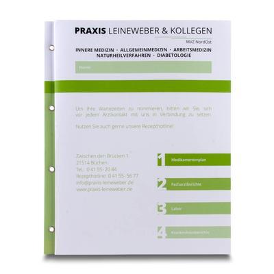 Praxismappe - Ihr Mappenhersteller mit PREMIUM-RUNDUM-SERVICE