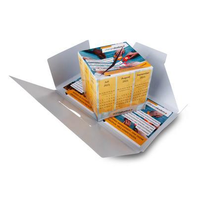 Effektmailing mit Sprungeffekt - Kreative Drucksachen dienen auch als Beratungsunterstützung und Produkterklärung