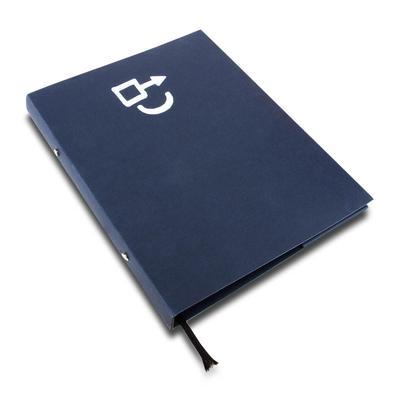 Booklet mit Ringmechanik - Ihr Mappenhersteller mit PREMIUM-RUNDUM-SERVICE