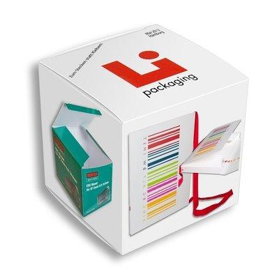 Würfel als Verpackung oder Gewinnspielbox - Kreative Drucksachen - prägnant, wirksam, emotional