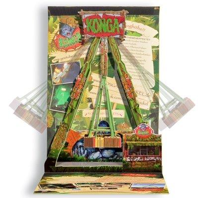 4068 Konga Schaukel 3D-Mailing