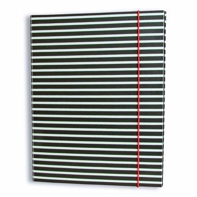 Hardcover 3 Laschenmappen mit Gummizug - Kreative Drucksachen - prägnant, wirksam, emotional