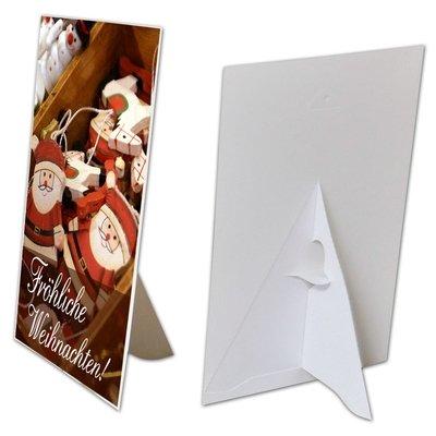 Aufsteller - Thekenaufsteller DIN A4 - Kreative Drucksachen - prägnant, wirksam, emotional
