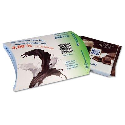 Kissenverpackung - Kreative Drucksachen - prägnant, wirksam, emotional