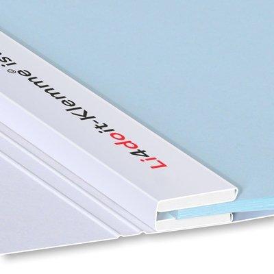 Li4doit Magnetklemme für Mappen, Buchdecken, Ordner oder lose  - Kreative Drucksachen - prägnant, wirksam, emotional