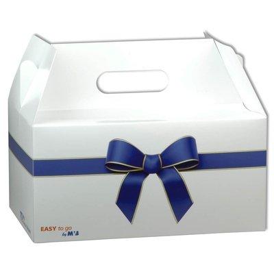 Geschenkverpackung - Giebelbox - Kreative Drucksachen - prägnant, wirksam, emotional
