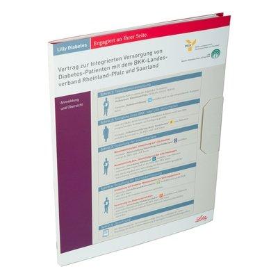 Vorsorgemappe mit Fächerunterteilung - Ihr Mappenhersteller mit PREMIUM-RUNDUM-SERVICE