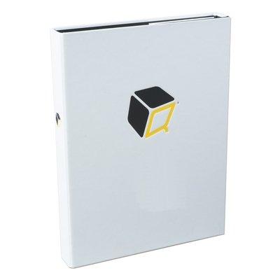 Einschubbox - Firmenordner, Ringbücher, Ringmappen individuell bedrucken lassen