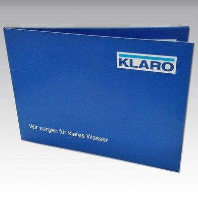 Schuber KLARO - Individuelle Kreativprodukte beim Hersteller drucken lassen
