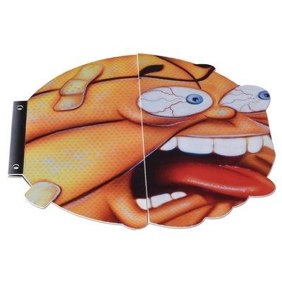 Basketball Flyer - Kreative Drucksachen - prägnant, wirksam, emotional