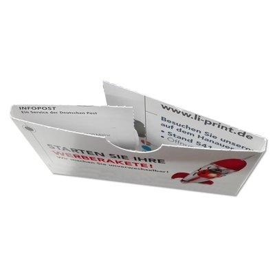 Karte Mit Türchen Sammelbox Visitenkarten