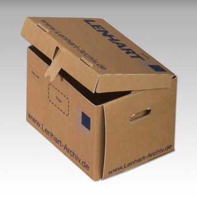 Verpackungs Karton - Kreative Drucksachen - prägnant, wirksam, emotional