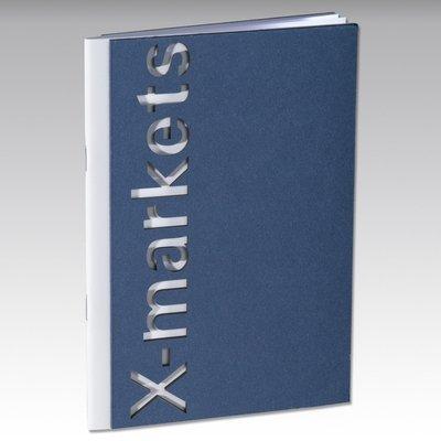 Notizbuch in A5 aus Colorpappe - Kreative Drucksachen - prägnant, wirksam, emotional