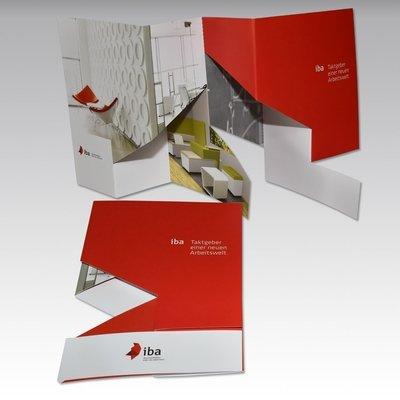 Imagefolder - Kreative Drucksachen - prägnant, wirksam, emotional