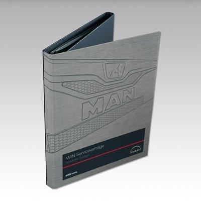 Ordner mit 6-fach Register und Kartontasche - Für Ihr individuelles Ringbuch senden Sie uns einfach eine Anfrage