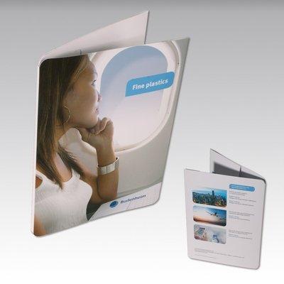 Musterkollektionen Mappe A5 mit Magnet - Kreative Drucksachen - prägnant, wirksam, emotional