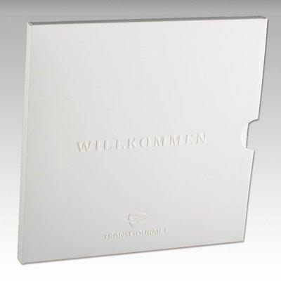 Schuber aus Karton für Broschüren - Kreative Drucksachen - prägnant, wirksam, emotional