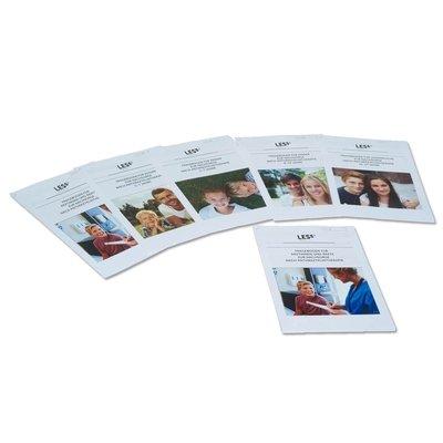 Klinische medizinische Studien - Kreative Drucksachen - prägnant, wirksam, emotional