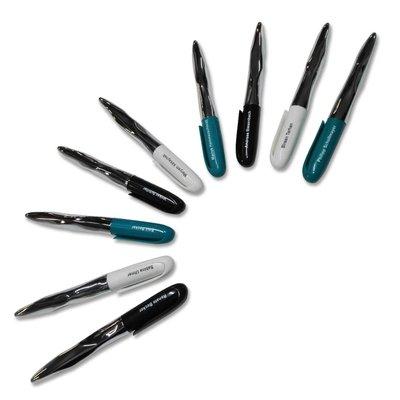 Kugelschreiber mit UV-Lack  - Kreative Drucksachen - prägnant, wirksam, emotional