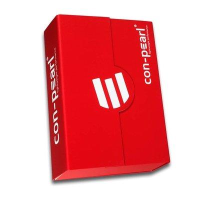 Einschubbox mit Magnetverschluss (A4 Querformat) - Firmenordner, Ringbücher, Ringmappen individuell bedrucken lassen