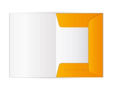 3-Laschen-Mappen