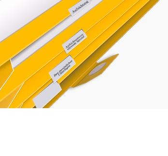 SPEZIAL MAPPEN - Lindner produzier über 2,5 Mio. Mappen pro Jahr