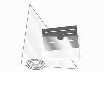 Folientaschen und CD/DVD-Clips - Bei Druckerei Lindner kann man: Mappen drucken lassen