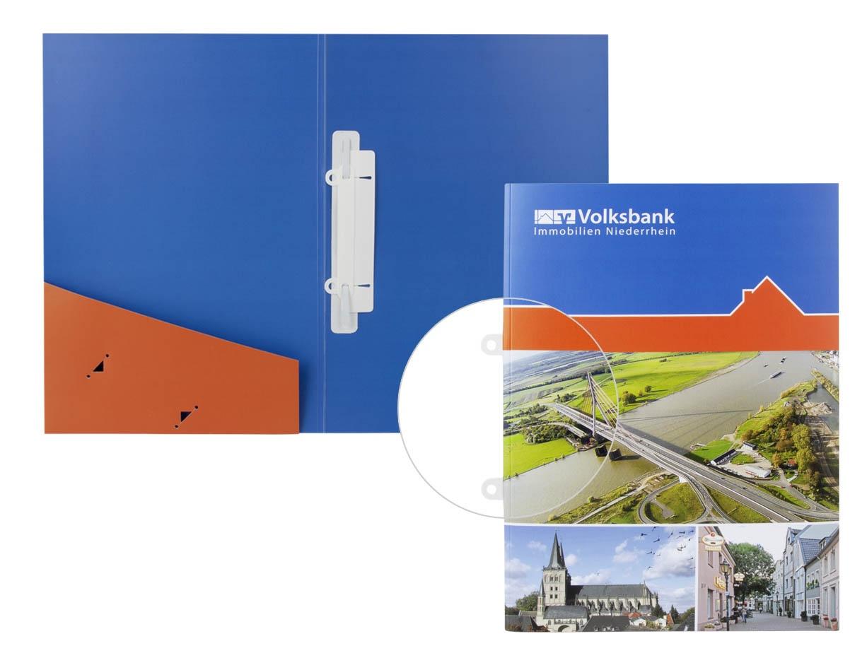 Volksbank-Mappen